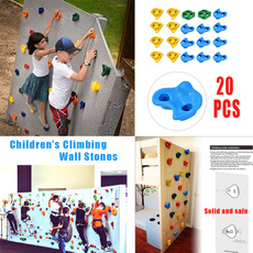 multicolorstone, Rock climbing, indoorgame, handrail