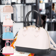 Mini, Fashion, Shoulder Bags, jelly