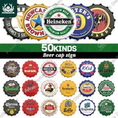 Cap, Vintage, bar sign, beerplaque