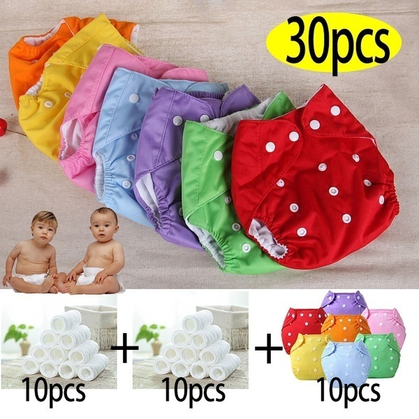 washable, Infant, babydiapercover, clothdiaper