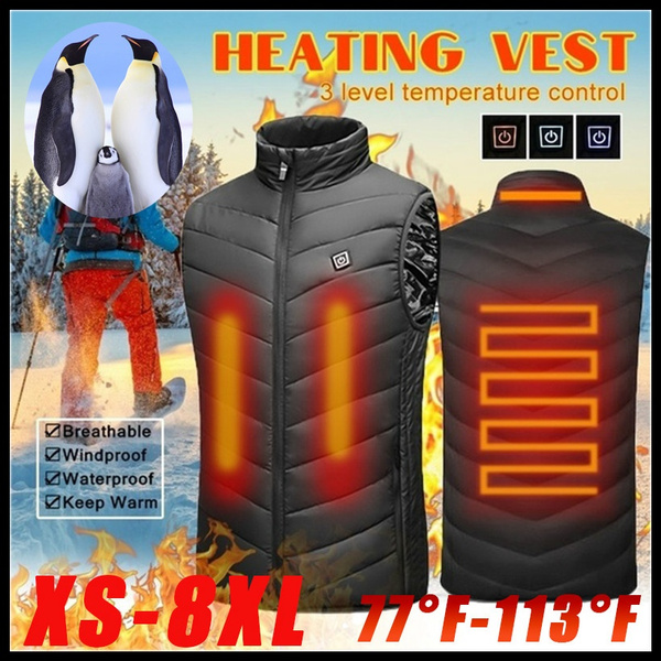 Vest, Fashion, Cotton, Electric