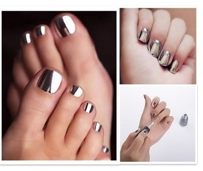 Steel, Jewelry, Beauty, Nail Polish