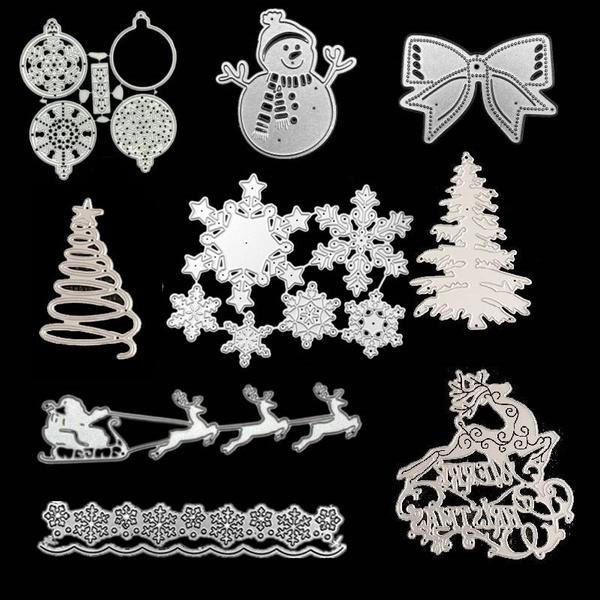 Card, christmascuttingdie, Christmas, cuttingdeisstencil
