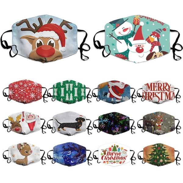 snowman, mouthmask, Christmas, merrychristma