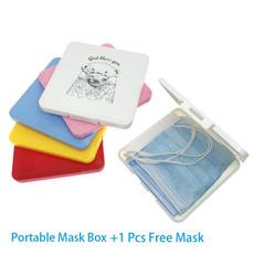 Storage Box, Box, dustproofmask, maskcase