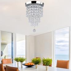 Mini, ceilinglamp, lustrecristal, lights