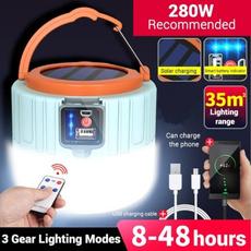 campinglamp, Hiking, solarpoweredgadget, led