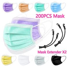 maskwithmaskextender, facemaskholder, disposablefacemask, Face Mask