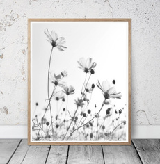 canvasprint, Flowers, Wall Art, Home Decor