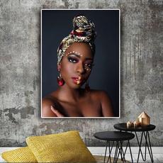 nudeafricanwoman, art print, canvasart, Wall Art