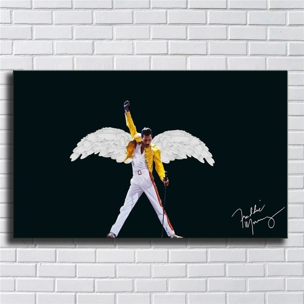 Decor, freddiemercuryqueen, living room, Home Decor