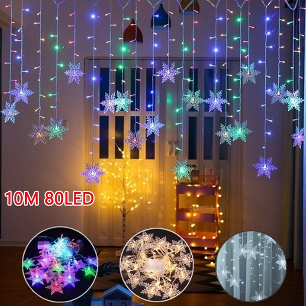 weddingdecorativelight, christmasfairylight, snowflakeflashinglight, Christmas