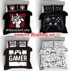 giftsforkid, Video Games, gamepad, Bedding