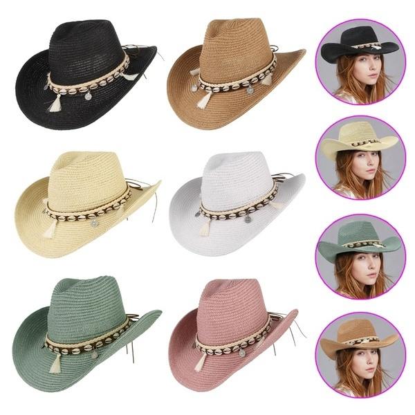Summer, sun hat, Fashion, Cowboy