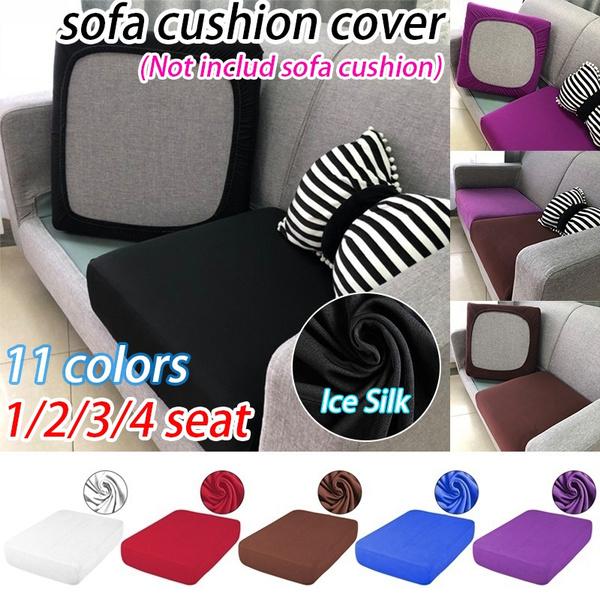 silk, sofacushioncover, Home & Living, sofacoverstretch