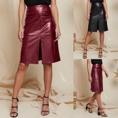autumnwinter, pencil skirt, Waist, clubwear