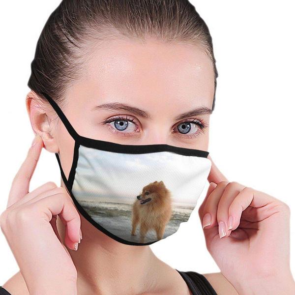 earloopmask, Outdoor, blackmask, Elastic