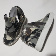 hightopsneaker, wedge, Sneakers, Fashion