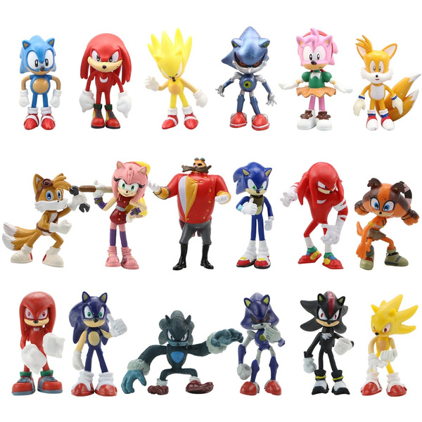 sonic, Toy, sonicthehedgehogfigure, Gifts