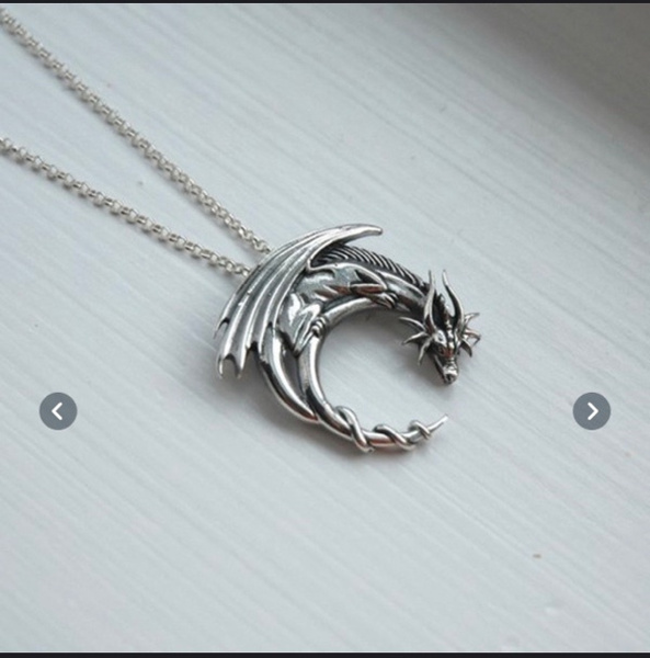 Sterling, Jewelry, sterling silver, Moon