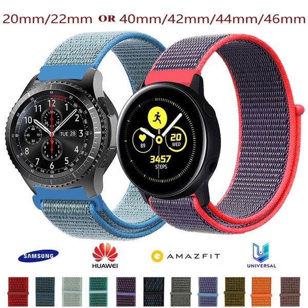 fashionwatchband, samsungwatchband, nylonbandsportwatch, S3