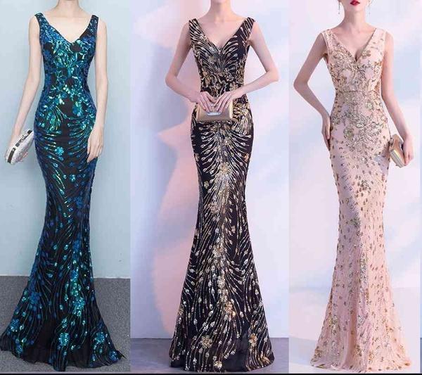 Necks, Formal Dress, Evening Dress, Dress