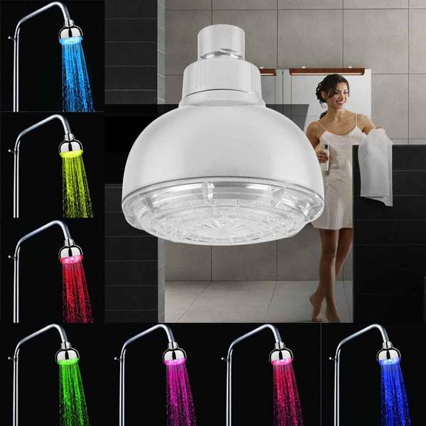 Faucets, led, portable, showerhead