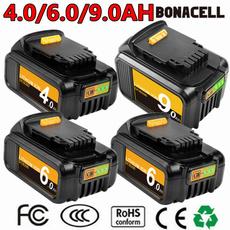 Rechargeable, dewaltdcb, dcb200battery, Battery