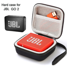 Box, case, forjblgo2bluetoothspeaker, hardcaseforjblgo2bluetoothspeaker