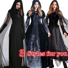 Long Sleeve, Halloween Costume, Horror, Halloween