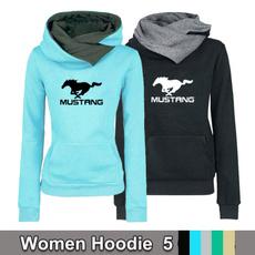 Collar, hooded, womens hoodie, Sleeve