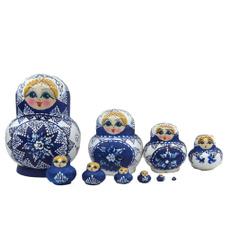 Blues, therussiandoll, doll, birthdaypartydecoration
