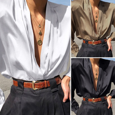 Fashion, long sleeved shirt, Long Sleeve, dresstopsshirt
