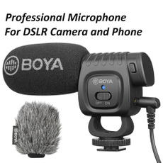 Smartphones, videomicrophone, Photography, canon