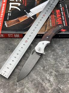 Steel, pocketknife, Blade, Caza