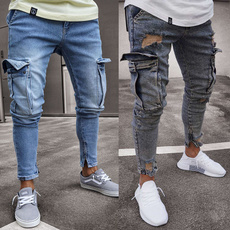 pants, stretchmensjean, trousers, Men's Fashion