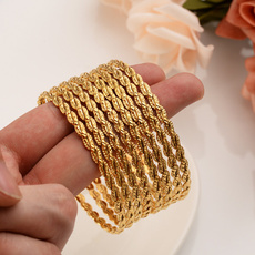 Gifts For Her, Bridal & Wedding Party Jewelry, Gifts, Gold Bangle