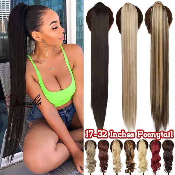 ponytailextension, drawstingponytail, Women's Hair Extensions, ponytailhairpiece