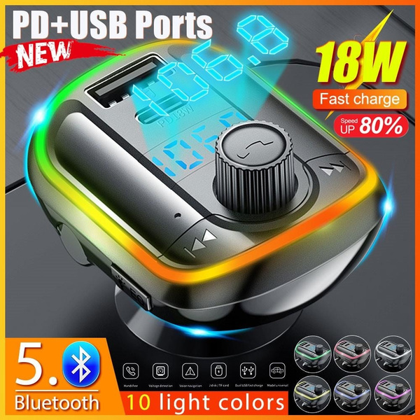 caraudioplayer, carphonecharger, led, usb