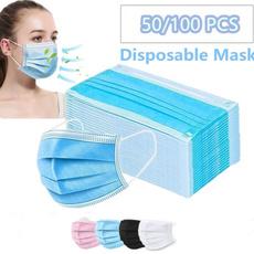 dustproofmask, 3layermask, Elastic, surgicalmask