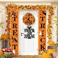 doorsign, Door, halloweenparty, coupletbanner