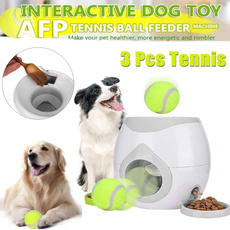 dogtoy, Ball, Pets, Tennis