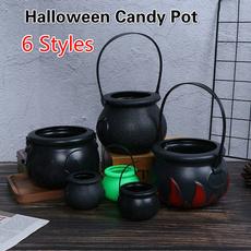 halloweensweetholder, halloweencandyjar, Toy, halloweencandykettle