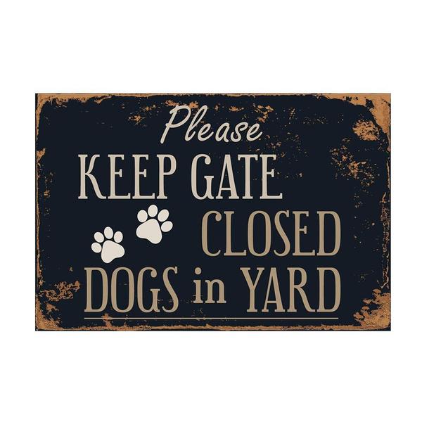 Decor, Yard, Vintage, please