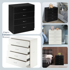 bedside, cupboard, Home & Living, Storage
