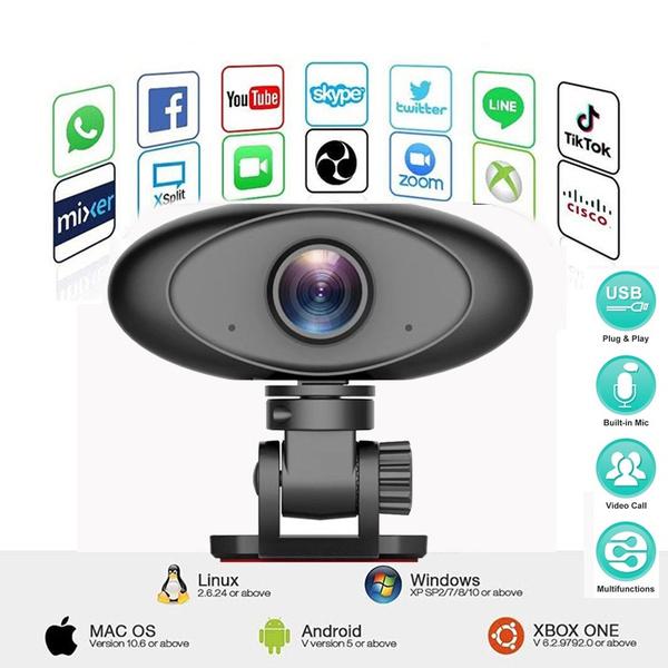 Webcams, Microphone, usb, Camera