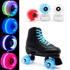 Skate, light up, luminousroller, lights