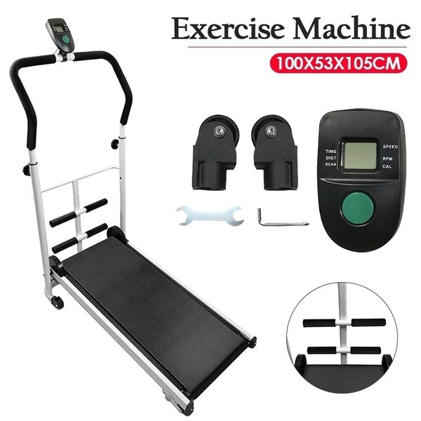 Machine, foldingtreadmill, Waist, mechanicaltreadmill