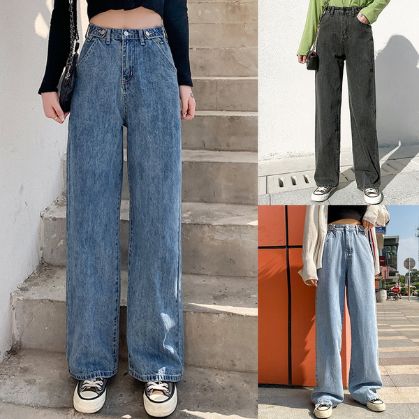trousers, wideleg, high waist, pants