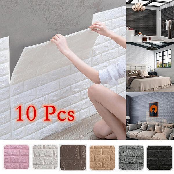 brick3dwallpanel, 3dwallpanel, adhesivefoamwalldecor, foampeelandstickpaper